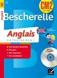 Martial Defrasne et Corinne Touati - Bescherelle anglais CM2 - Entraînement. 1 CD audio