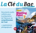 Josette Starck - Anglais Tle B1/B2 Meeting Point - La Clé du Bac. 1 Clé Usb