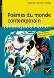 Poèmes du monde contemporain.