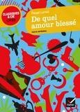 Fouad Laroui - De quel amour blessé - Texte intégral.