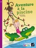 René Gouichoux et François Daniel - Aventure à la piscine - CP série violette.