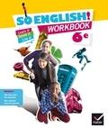 Evelyne Ledru-Germain et Paula Jacquard - So english! 6e - Workbook.