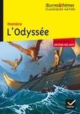 Homère - L'Odyssée - Le héros face aux monstres et un dossier Histoire des arts : L'Odyssée, source d'inspiration artistique.