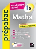 Michel Abadie et Martine Salmon - Maths 1re S - Prépabac Entraînement intensif.