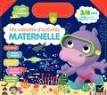 Hatier - Ma valisette d'activités maternelle - 3/4 ans, petite section/moyenne section.