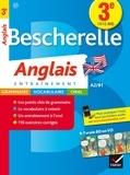 Wilfrid Rotgé et Sylvie Collard-Rebeyrolle - Bescherelle Anglais 3e - cahier de révisions.