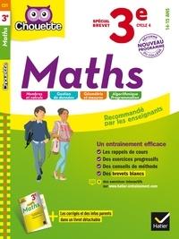 Gérard Bonnefond et Daniel Daviaud - Maths 3e Cycle 4.