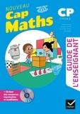 Roland Charnay et Georges Combier - Nouveau Cap Maths CP cycle 2 - Guide de l'enseignant. 1 Cédérom