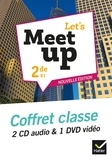 Erwan Gouraud - Let's Meet up! 2de B1. 1 DVD + 2 CD audio