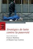 Collectif et Réjane Gay-canton - Stratégies de lutte contre la pauvreté.
