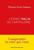 Pierre-Yves Gomez - L'esprit malin du capitalisme.