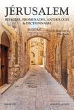 Tilla Rudel - Jérusalem - Histoire, promenades, anthologie et dictionnaire.