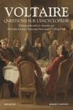 Voltaire - Questions sur l'encyclopédie.