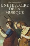 Lucien Rebatet - Une histoire de la musique.