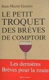 Jean-Marie Gourio - Le petit troquet des brèves de comptoir.