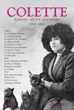 Colette - Colette - Volume 2, Romans, récits, souvenirs (1920-1940).