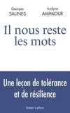 Georges Salines et Azdyne Amimour - Il nous reste les mots.