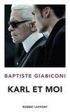 Baptiste Giabiconi - Karl et moi.