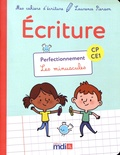 Laurence Pierson - Ecriture CP-CE1 Perfectionnement - Les minuscules.