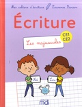 Laurence Pierson - Ecriture CE1-CE2 - Les majuscules.