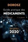 Denis Vital Durand - Guide pratique des médicaments Dorosz.