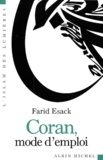 Coran, mode d'emploi | Esack, Farid (1957-....). Auteur