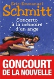 Concerto à la mémoire d'un ange / Eric-Emmanuel Schmitt   Schmitt, Eric-Emmanuel (1960-....)