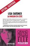 La maison d'à côté : roman / Lisa Gardner | Gardner, Lisa (19..-....) - romancière. Auteur