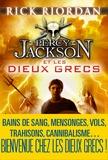 Percy Jackson et les dieux grecs / Rick Riordan | Riordan, Rick (1964-....)