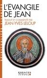 Jean-Yves Leloup et Jean-Yves Leloup - L'Évangile de Jean.