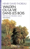 Henry-David Thoreau - Walden ou la vie dans les bois.