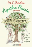 M. C. Beaton - Agatha Raisin Tome 23 : Serpent et séduction.