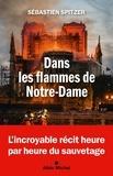 Sébastien Spitzer - Dans les flammes de Notre-Dame.