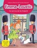 Fabienne Blanchut - Au service de sa majesté - Emma et Loustic - tome 15.
