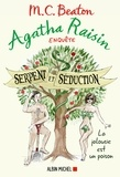 M. C. Beaton - Agatha Raisin 23 - Serpent et séduction.