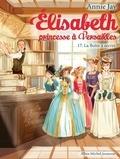 Annie Jay - La Boîte à secret - Elisabeth princesse à Versailles - tome 17.