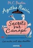 M. C. Beaton - Agatha Raisin enquête Tome 26 : Secrets sur canapé.