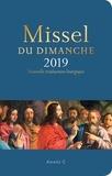 Sylvain Gasser - Missel du dimanche - Année liturgique C - Du 2 décembre 2018 au 24 novembre 2019.