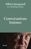 Albert Jacquard - Conversations intimes.