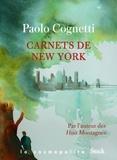 Paolo Cognetti - Carnets de New York.
