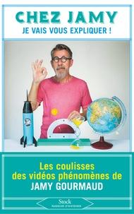 Jamy Gourmaud - Chez Jamy - Mes carnets d expériences enfermées.