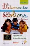 CNDP - Le Dictionnaire des écoliers de France GS/CP/CE.