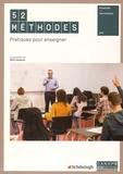 Rémy Danquin - 52 méthodes - Pratiques pour enseigner.