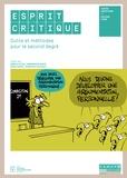 Gérald Attali et Abdennour Bidar - Esprit critique - Outils et méthodes pour le second degré.