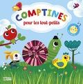 Peggy Nille - Comptines pour les tout-petits. 1 CD audio