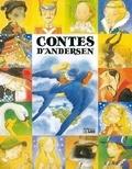 Contes d'Andersen | Andersen, Hans Christian (1805-1875). Auteur