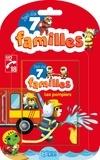 Daniela Dogliani - Les pompiers - Jeu de 7 familles.