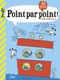 Louis Alloing et Pierre Caillou - Point par point ! 55 jeux - Dès 7 ans.