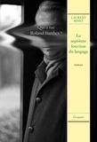 Laurent Binet - La septième fonction du langage - roman.