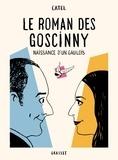 Catel - Le roman des Goscinny - Naissance d'un gaulois.